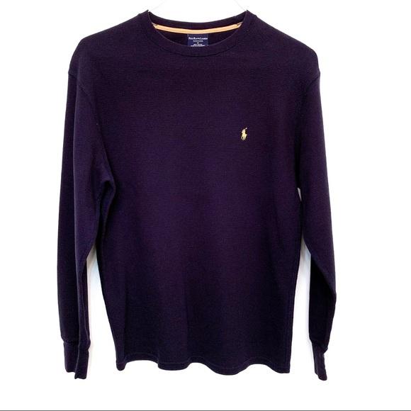 Polo by Ralph Lauren Other - Polo Ralph Lauren Long Sleeve Sleepwear Shirt